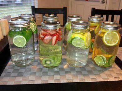 Infused Waters - Cleaning Tips